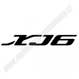 Samolepka Yamaha XJ6
