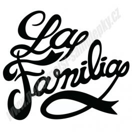 Samolepka La Familia