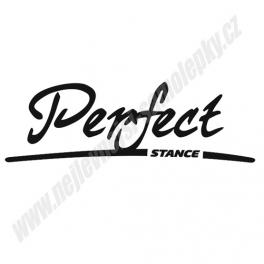 Samolepka Perfect Stance