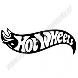 Samolepka Hot Wheels
