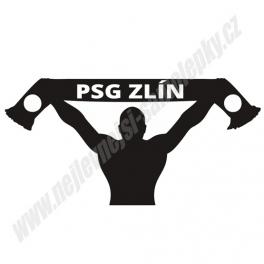 Samolepka PSG Zlín