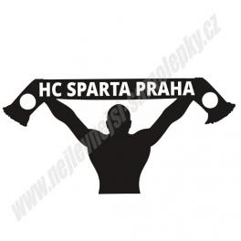 Samolepka HC Sparta Praha