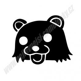 Samolepka JDM Bear