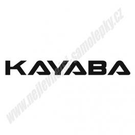 Samolepka Kayaba