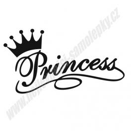 Samolepka Princess