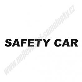 Samolepka Safety Car