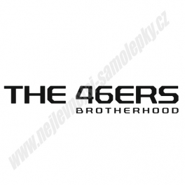 Samolepka The 46ers BrotherHood
