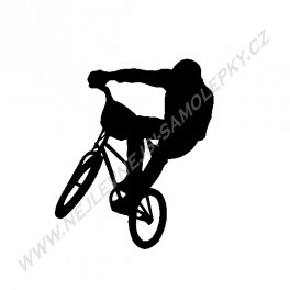 Samolepka BMX