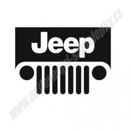 Samolepka Jeep