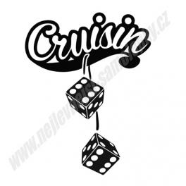 Samolepka Cruisin