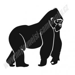 Samolepka Gorila