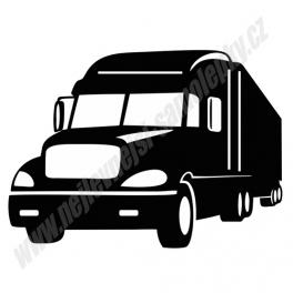 Samolepka Kamion