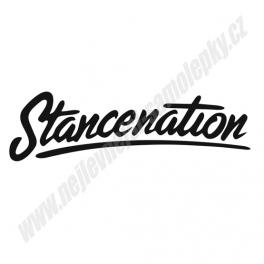 Samolepka Stancenation