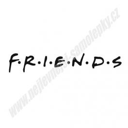 Samolepka Friends