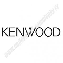 Samolepka Kenwood