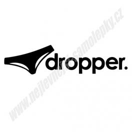 Samolepka Dropper