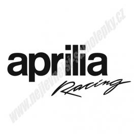 Samolepka Aprilia Racing