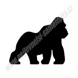 Samolepka Gorila II