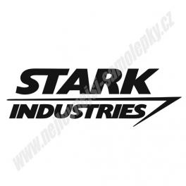 Samolepka Stark Industries