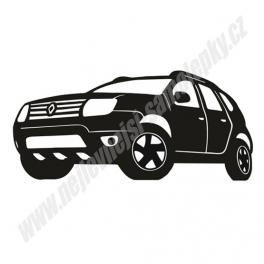 Samolepka Dacia Duster