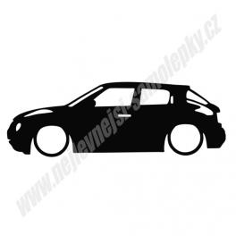 Samolepka Nissan Juke