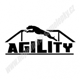 Samolepka Agility