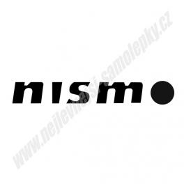 Samolepka Nismo