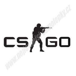 Samolepka Counter Strike