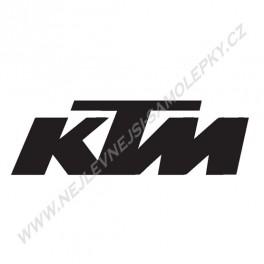 Samolepka KTM