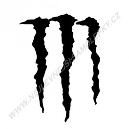 Samolepka Monster Energy