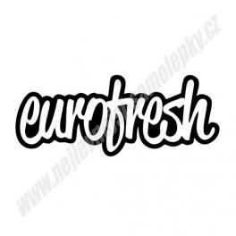 Samolepka Eurofresh