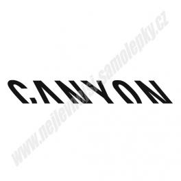 Samolepka Canyon
