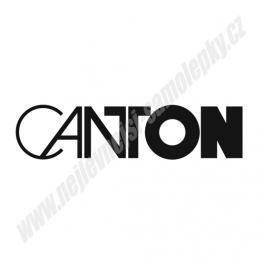 Samolepka Canton