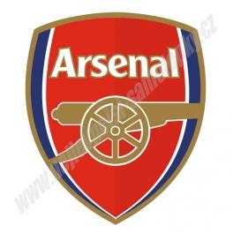 Samolepka na zeď Arsenal