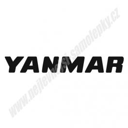 Samolepka Yanmar