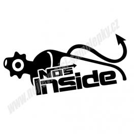 Samolepka Nos Inside