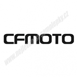Samolepka CF moto