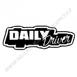 Samolepka Daily Driver
