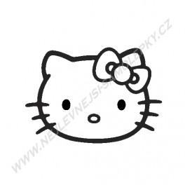Samolepka Hello Kitty