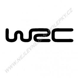 Samolepka WRC