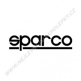 Samolepka Sparco