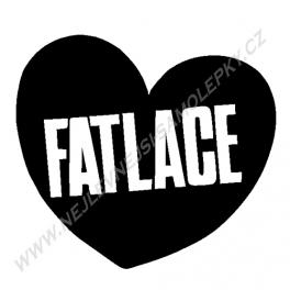 Samolepka Fatlace