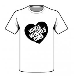 Tričko Wheel Whores