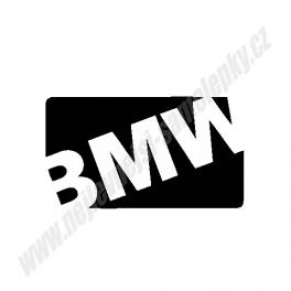 Samolepka BMW