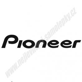 Samolepka Pioneer
