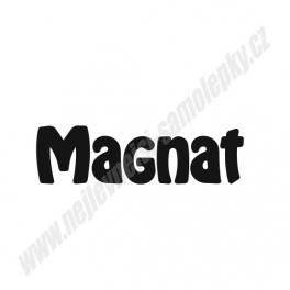 Samolepka Magnat