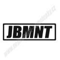 Samolepka JBMNT