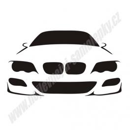 Samolepka BMW 3 e46
