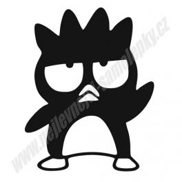 Samolepka JDM tučňák