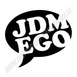 Samolepka JDM Ego